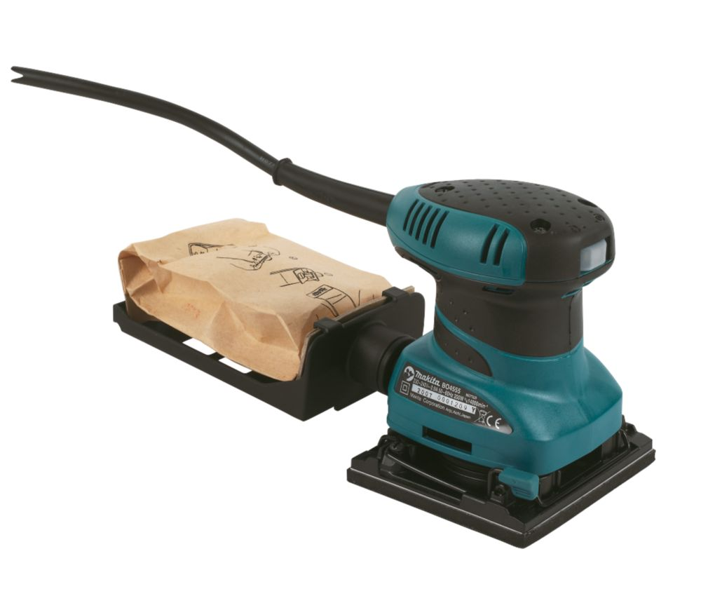 Makita BO4555/2 ¼ Palm Sander 240V