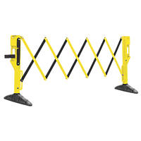 JSP  Titan Expander Barrier Yellow & Black