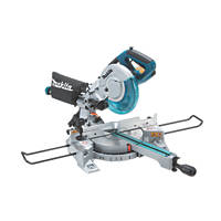 Makita LS0815FL 216mm Single-Bevel Sliding  Compound Mitre Saw 240V