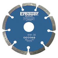 Erbauer Diamond Mortar Rake Blade 115 x 6.4mm