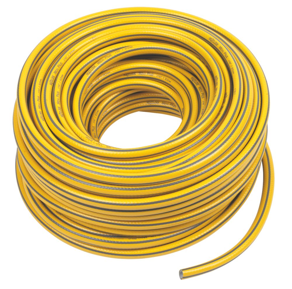 "Hozelock Starter Hose Yellow 50m x ½"" (13mm)"