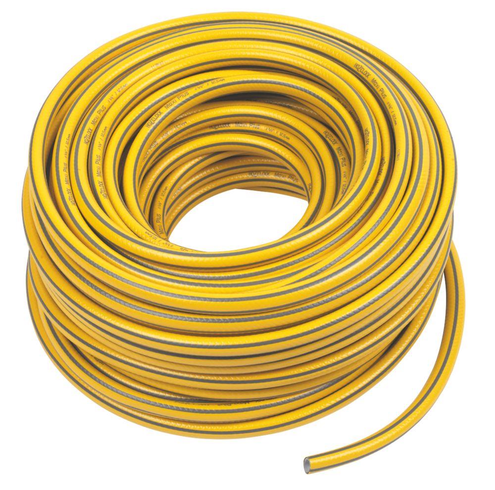 """Hozelock Starter Hose Yellow 50m x ½"""" (13mm)"""