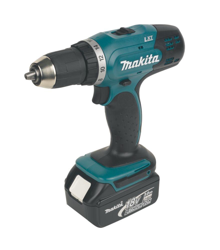 Makita DDF453RFE 18V 3Ah Li-Ion Cordless Drill Driver