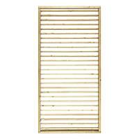 Grange Timber Adjustable Screen Panel Natural 1.8 x 0.9m 3 Pack
