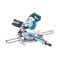 Makita LS0815FL 216mm Single-Bevel Sliding  Compound Mitre Saw 110V