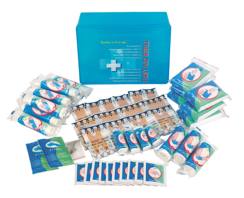 Mezzo 20 Person First Aid Refill