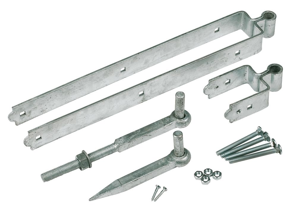 Standard Field Gate Kit Galvanised 610 x 75mm
