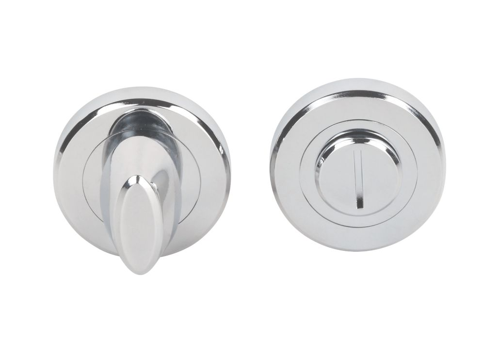Serozzetta WC Turn & Release Chrome Plated 50mm