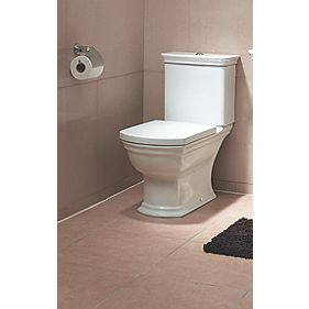 Vitra Serenada 6Ltr Close Coupled WC Set