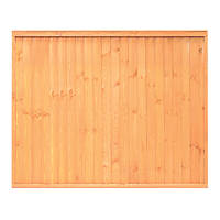 Grange Closeboard Fence Panels 1.83 x 1.5m 4 Pack