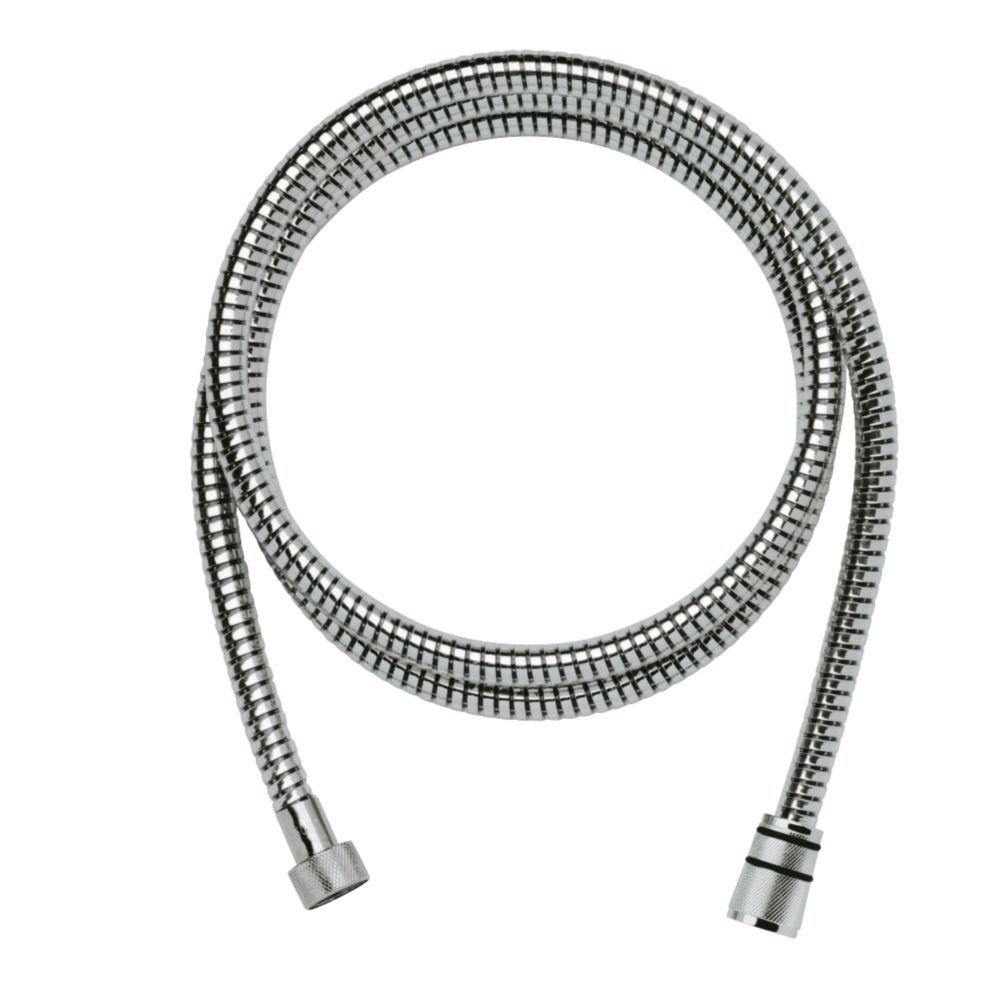 Grohe Relexaflex Hose Chrome 1.5m x 11mm
