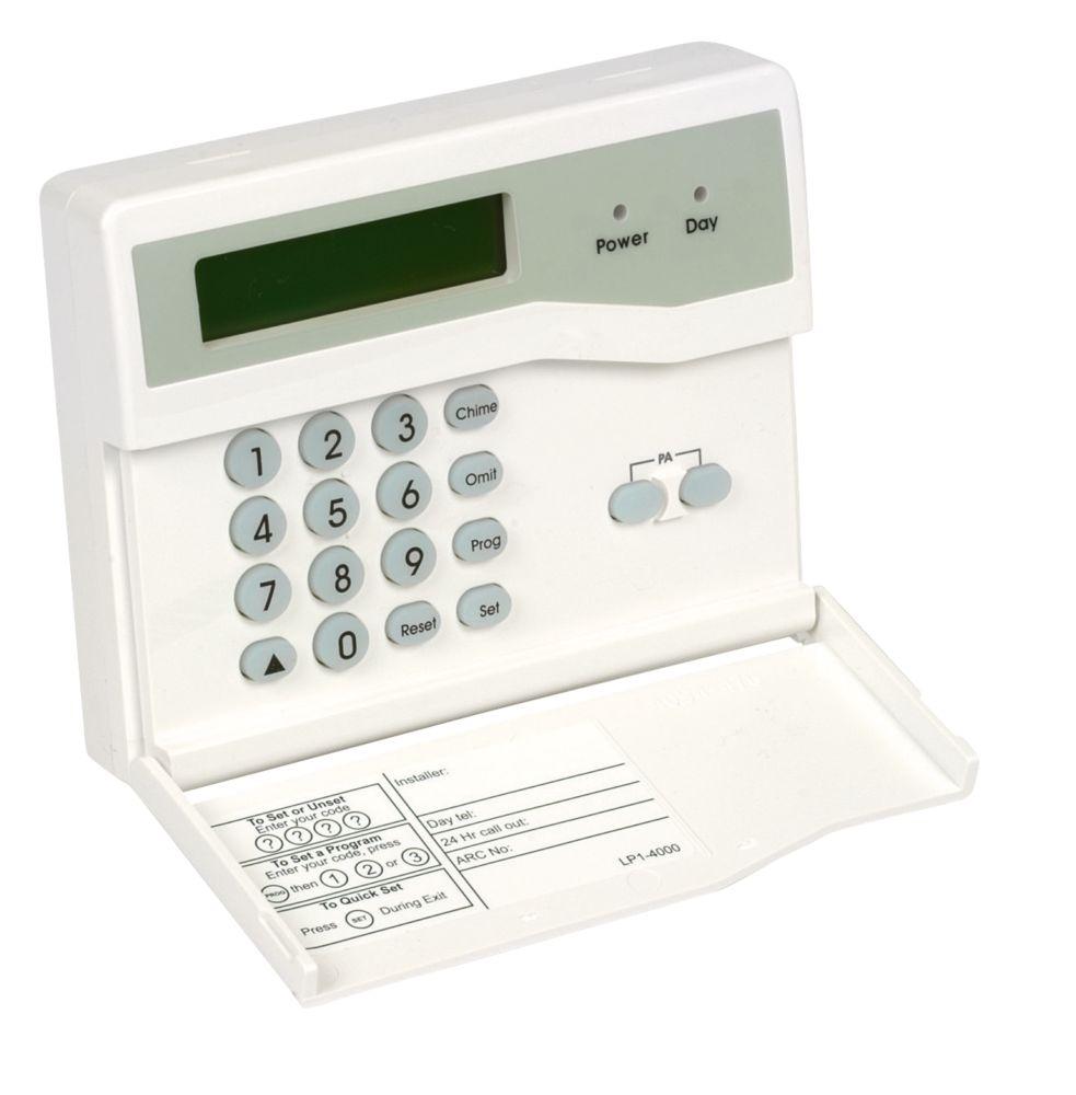 Remote Keypad