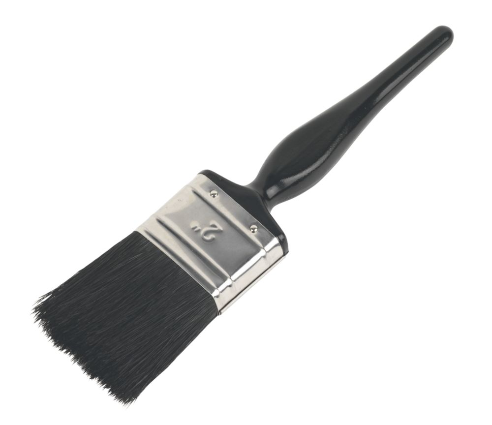 No Nonsense Pure Bristle Paintbrush 2""
