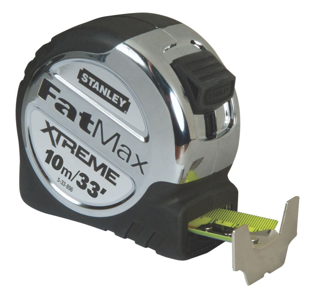 FatMax Xtreme Short Tape Measure 10m x 32mm