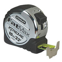 Stanley Fatmax Pro Short Tape Measure 10m x 32mm
