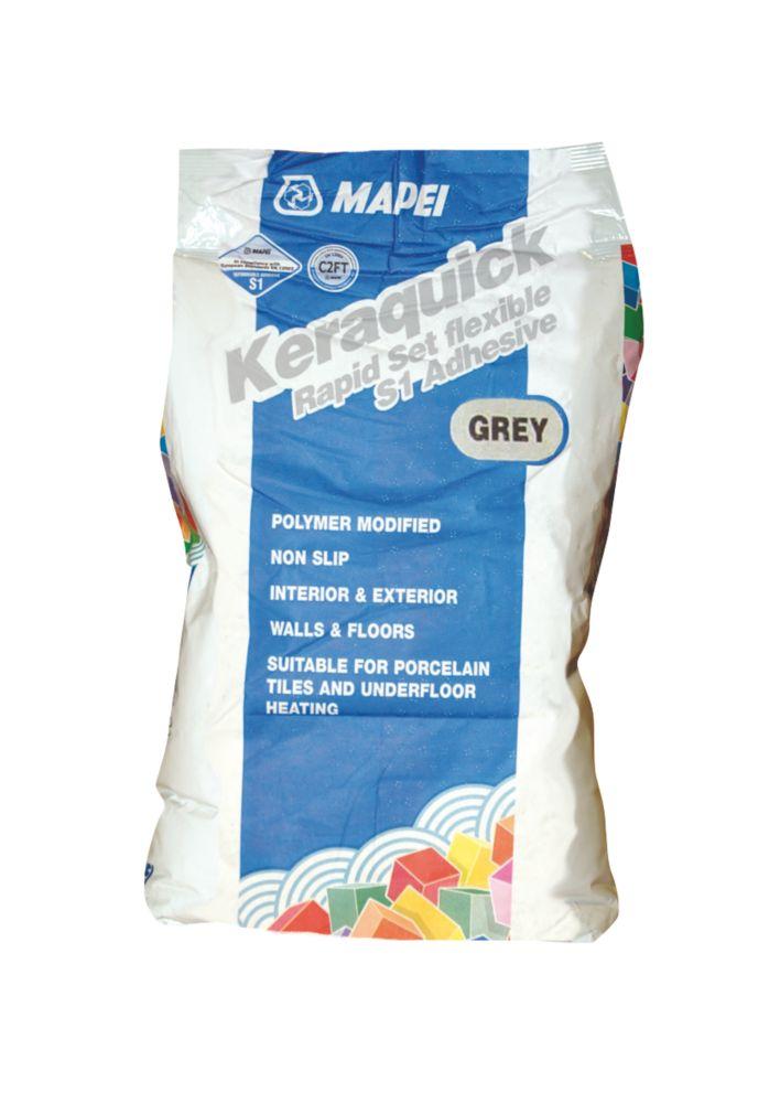 Mapei Keraquick Tile Adhesive 5kg Grey