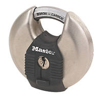 Master Lock Excell Disc Padlock Max. Shackle W x H: 21 x 16mm