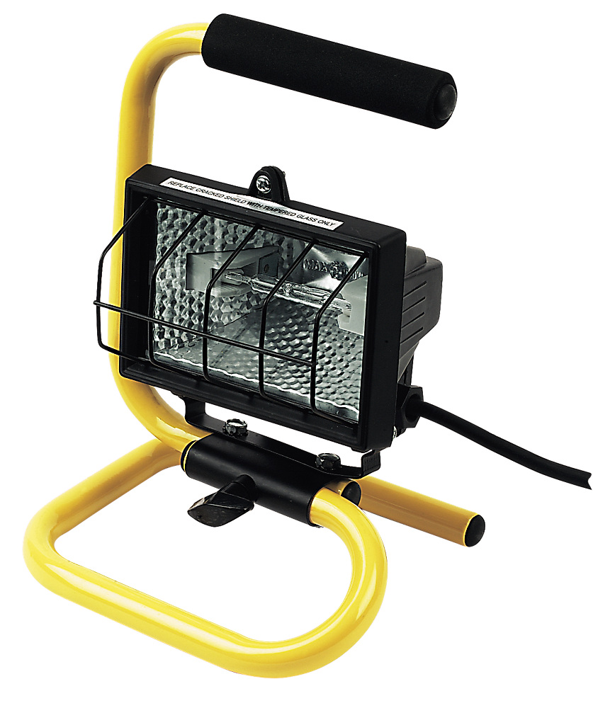 87071: Portable 150W Site Light
