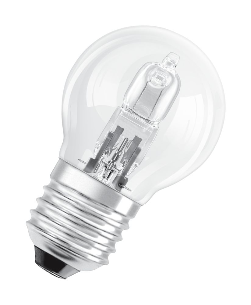 Osram Classic ECO Superstar Ball Halogen Lamp ES 700Lm 46W