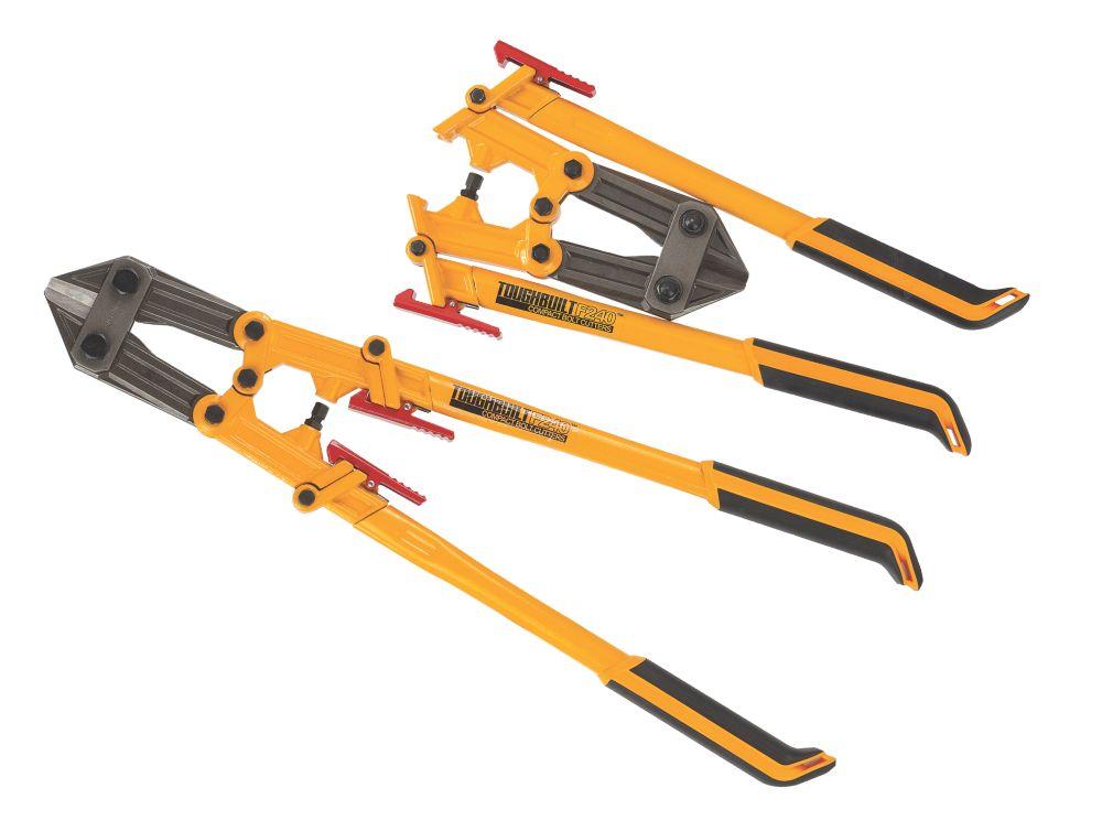 """Toughbuilt Folding Bolt Cutters 24"""" (600mm)"""