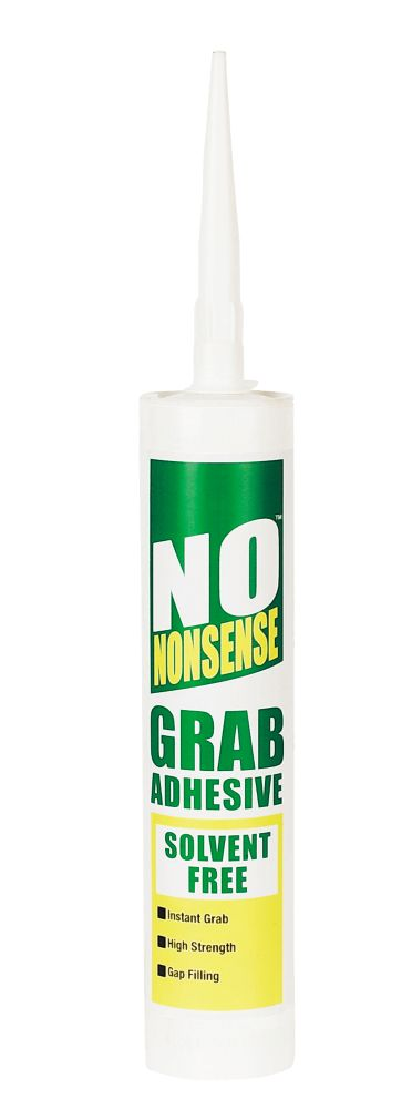 No Nonsense Grab Adhesive Solvent-Free 310ml