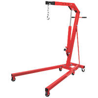 Hilka Pro-Craft Folding Engine Crane 1-Tonne