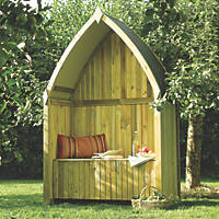 Rowlinson Winchester Arbour 1.39 x 0.7 x 2.14m