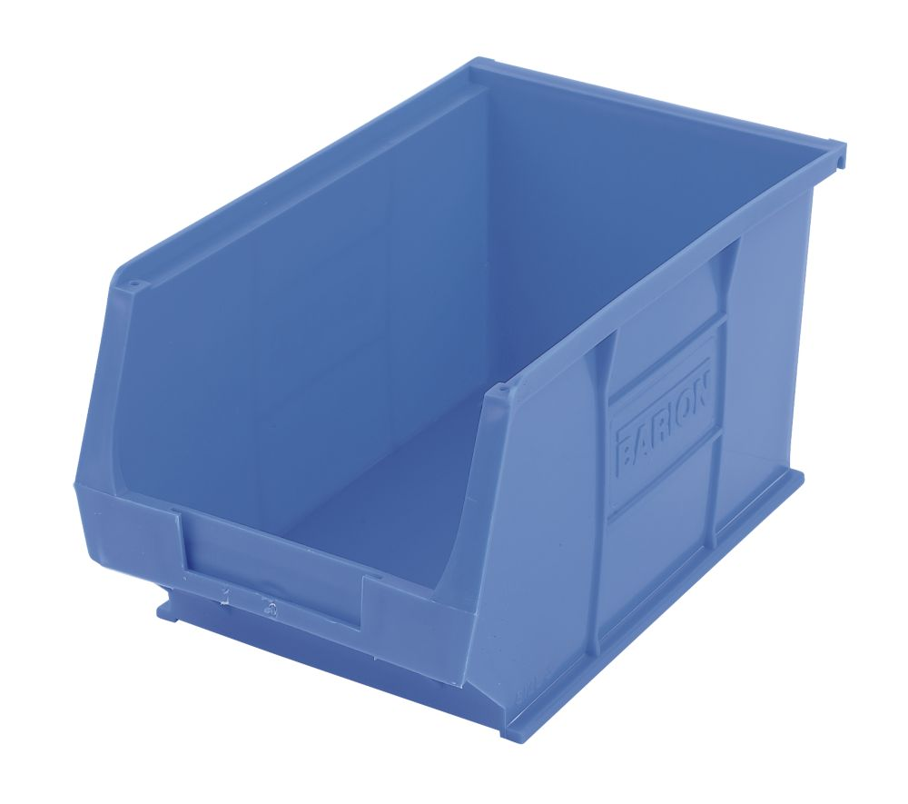 Blue Containers 240 x 150 x 132mm Pack of 10