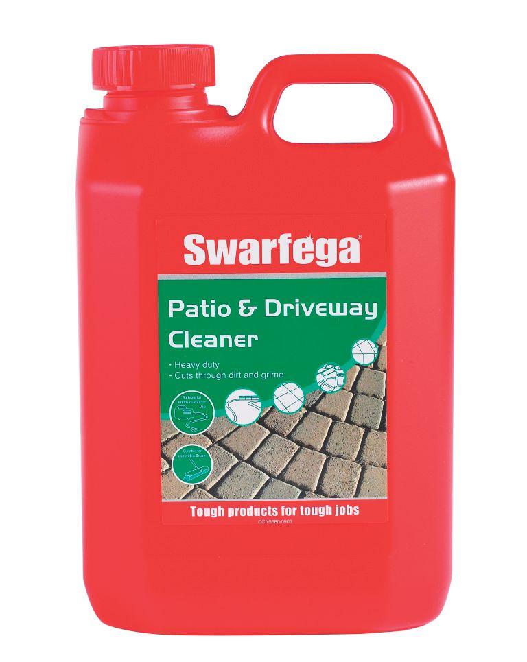 Swarfega Patio & Driveway Cleaner 2Ltr