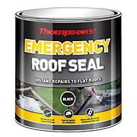 Thompsons Thompson's Emergency Roof Seal Black 1Ltr