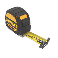 DeWalt Heavy Duty Tape Measure 8m x 32mm