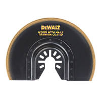 DeWalt DT20711-QZ Multi-Tool Segmented Saw Blade 103mm