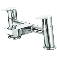 Bristan Pisa Dual Lever Bath Filler Tap