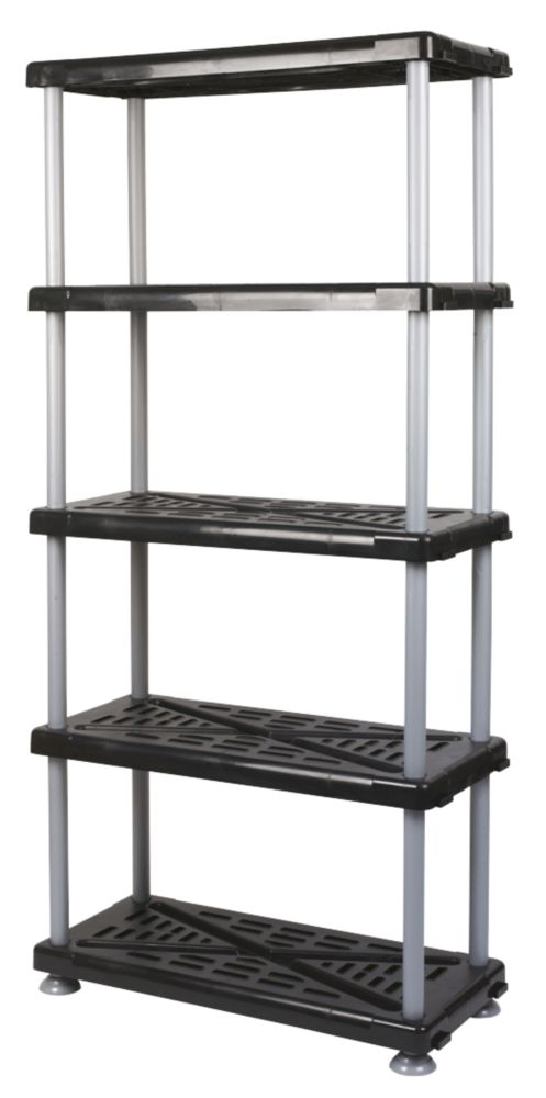 5 Tier Shelving System