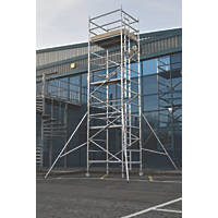 Lyte SF18DW62 Helix Double Width Industrial Tower 6.2m