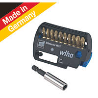 Wiha Hot Torsion Bit & Holder Set 11 Pieces