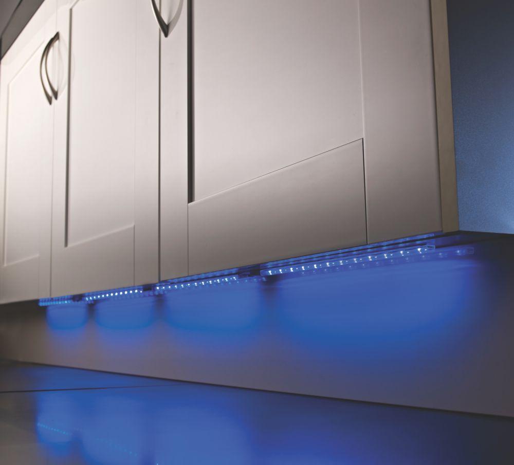 LAP Avi Cabinet Striplight 300mm Blue LED 0.05W