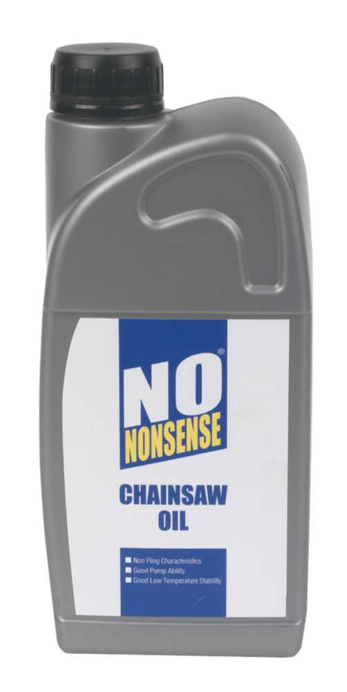 No Nonsense Chainsaw Oil 1Ltr