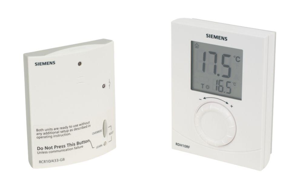 Siemens RDH10RF SET GB Room Thermostat
