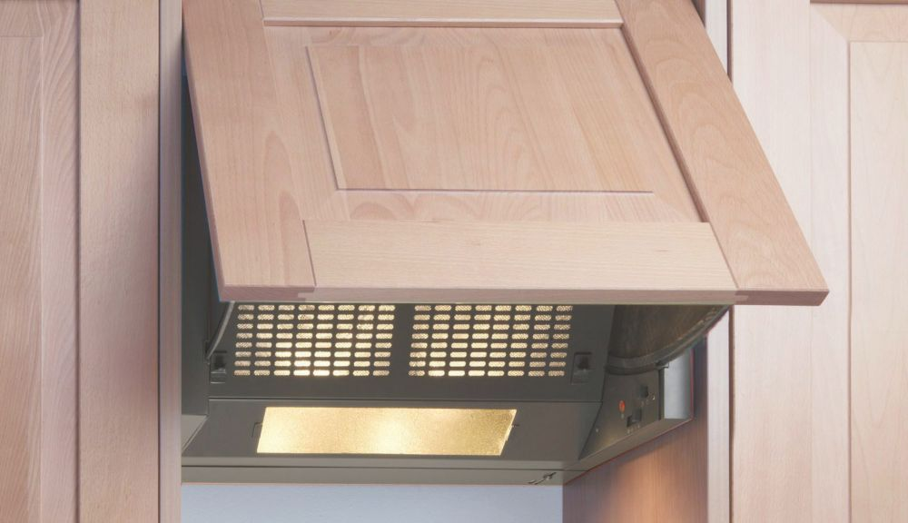Integrated Cooker Hood 600mm