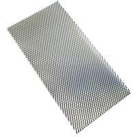 Alfer Protective Door Plates Steel 250 x 500mm