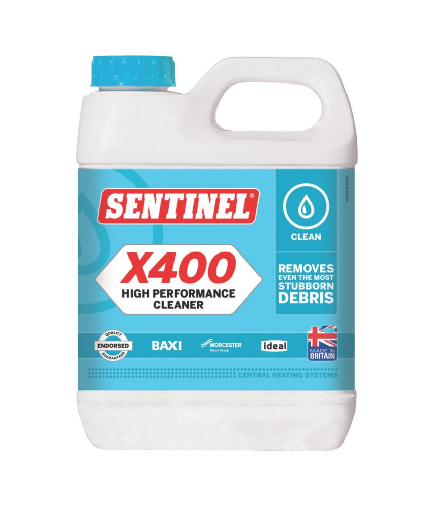 Sentinel X400 Central Heating Sludge Remover