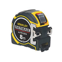 Stanley Fatmax Autolock Tape Measure 8m x 32mm