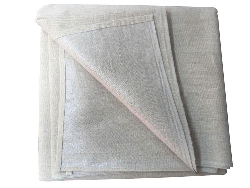 No Nonsense Poly-Backed Dust Sheet 12 x 9'