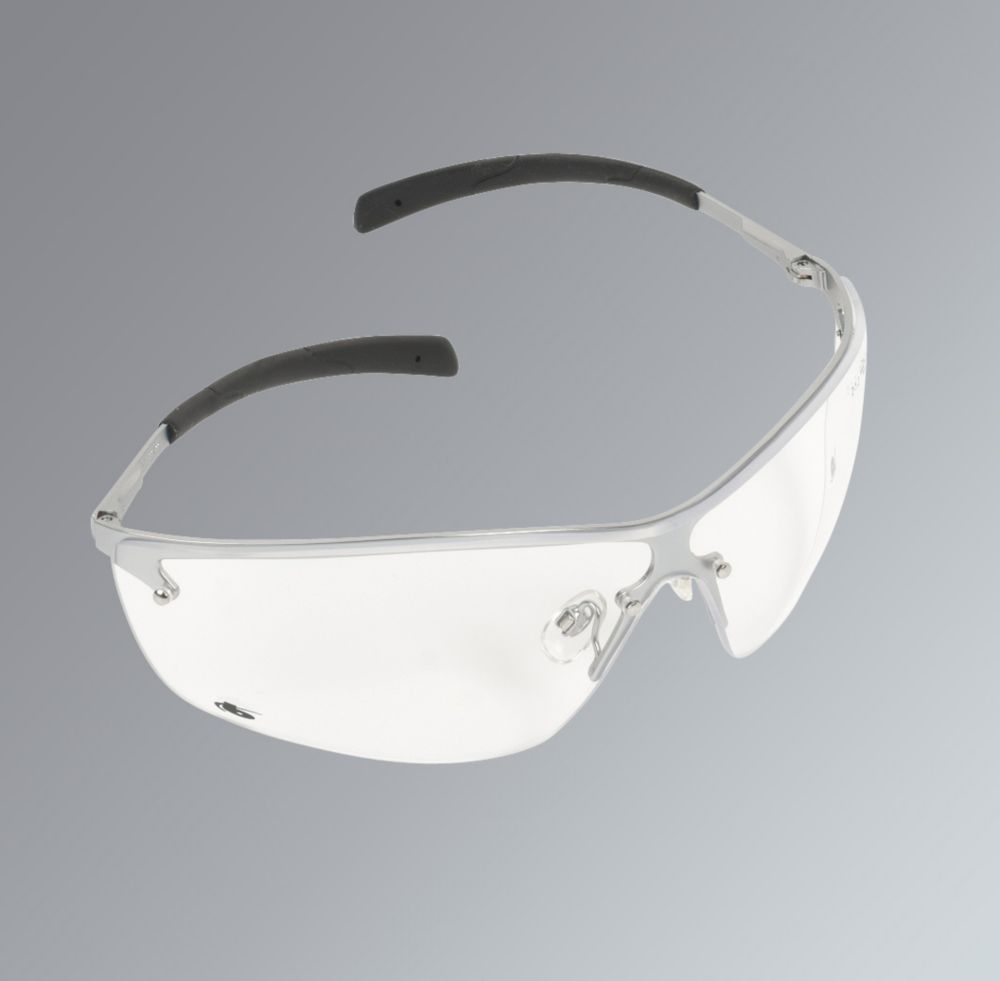 Bolle Silium Clear Lens Safety Specs