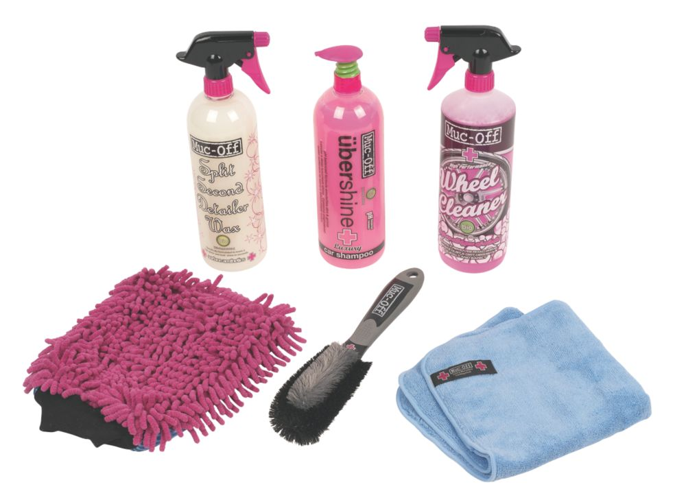 Muc-Off Car & Van Care Kit
