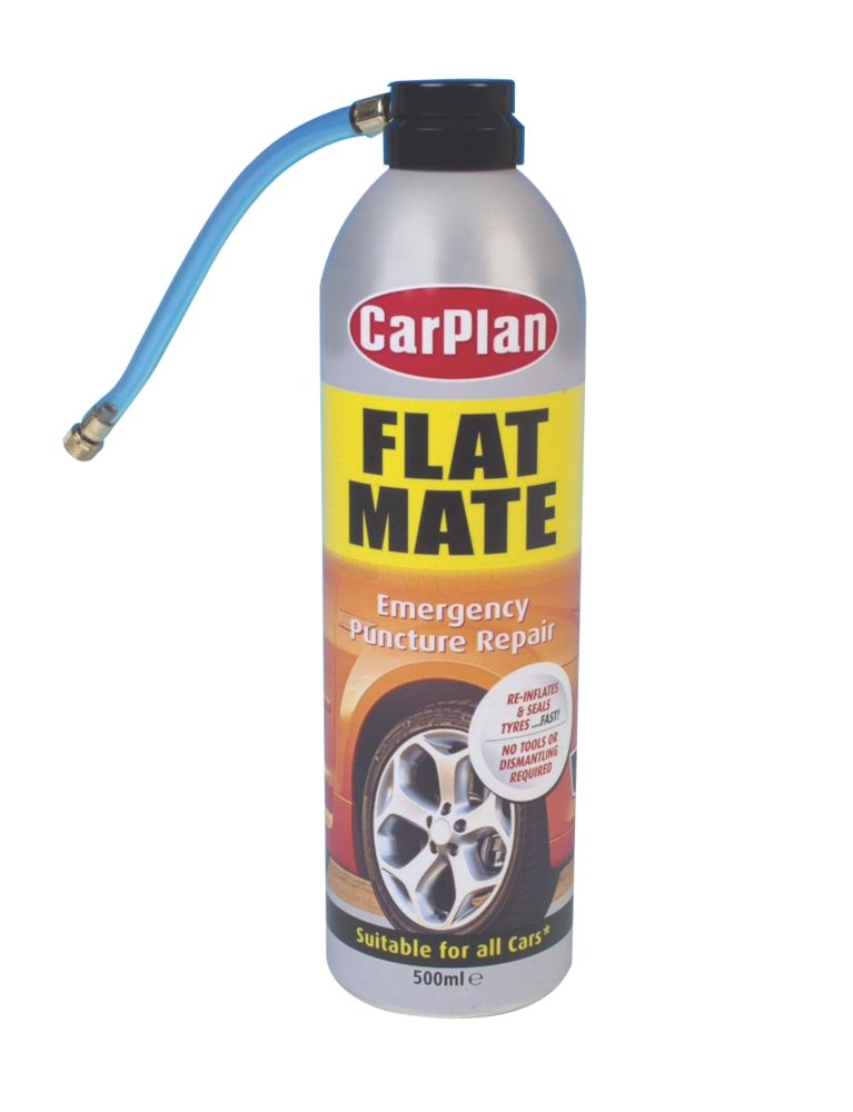 Carplan Flat Mate Emergency Puncture Repair Kit 500ml