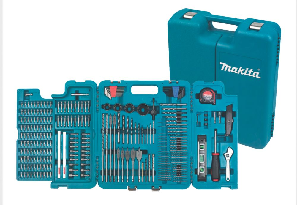 Makita Accessory Kit 252 Piece Set