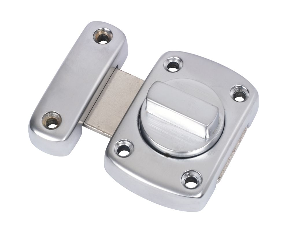 Thumbturn Lock Satin Chrome