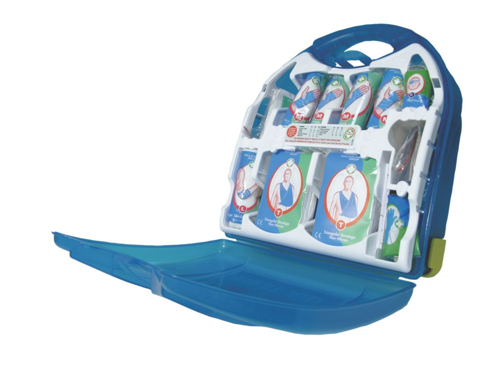 Mezzo 10 Person First Aid Kit